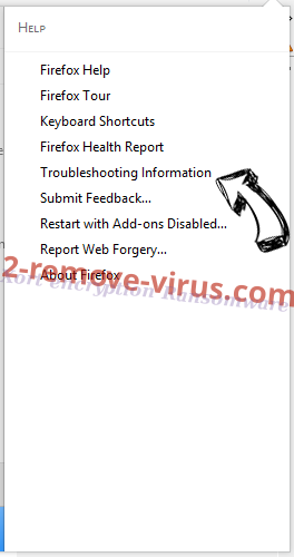 Refrebrepheon.info Firefox troubleshooting