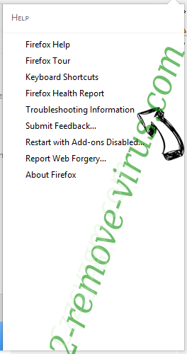 Search-shield.com Firefox troubleshooting