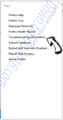 Evengsitolightont.info Firefox troubleshooting