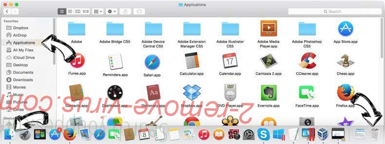 OurLuckySites removal from MAC OS X