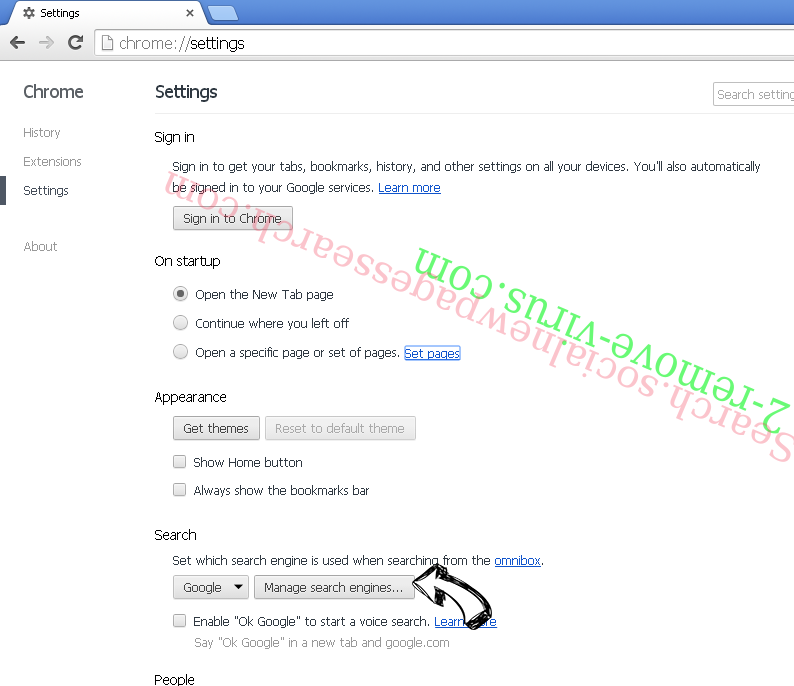 Inbox Ace Toolbar Chrome extensions disable