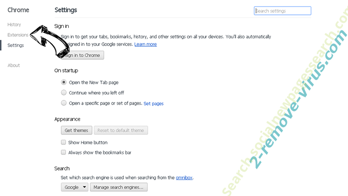Inbox Ace Toolbar Chrome settings
