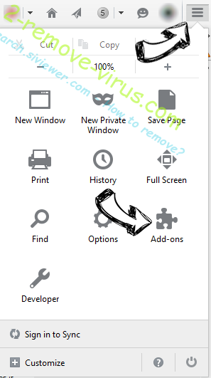 Search.siviewer.com - How to remove? Firefox add ons