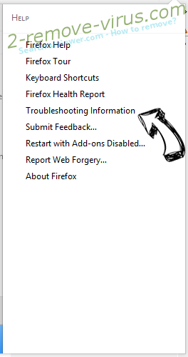 Albireo ads Firefox troubleshooting
