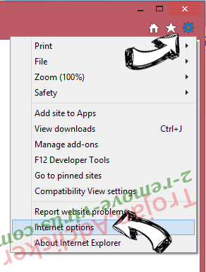 MyFileConvert Toolbar IE gear