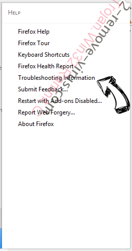 Yeabests Virus Firefox troubleshooting