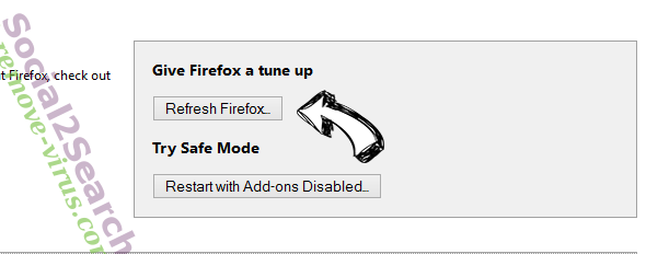 Hoho Search Firefox reset