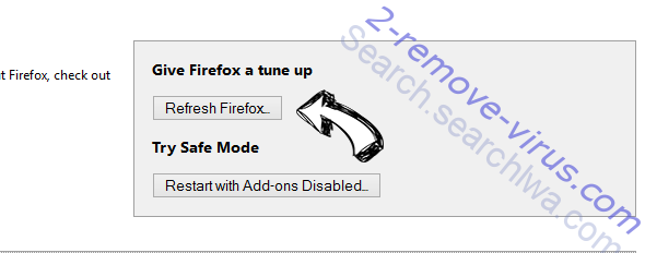 Search.searchlwa.com Firefox reset