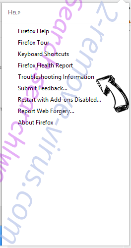 Mystart2.dealwifi.com Firefox troubleshooting