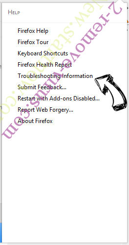 Searchgby.com Firefox troubleshooting