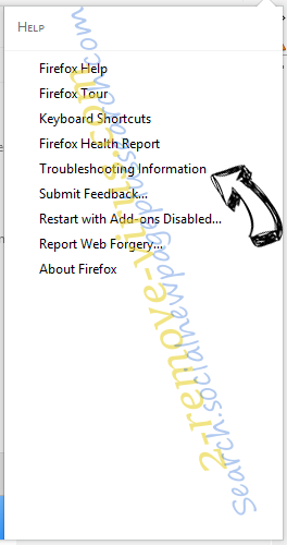 Удаление Social2Search Firefox troubleshooting