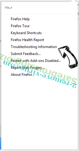 Hotwebfree.com Firefox troubleshooting