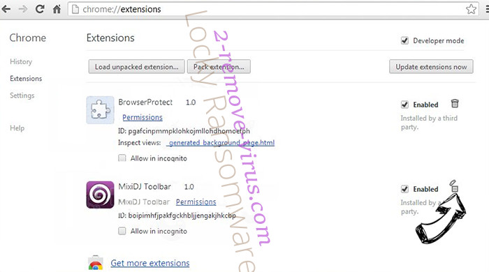 YourOptimizer Chrome extensions remove