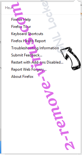 Search.searchmev2.com Firefox troubleshooting