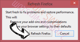 Fake Google Crash Handler Firefox reset confirm