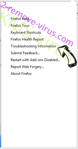 Trendio.net Firefox troubleshooting