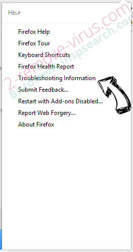 Freewebtrending.com Firefox troubleshooting