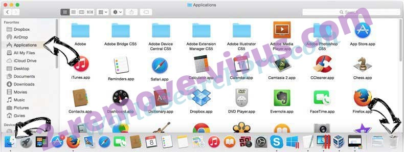 Rimuovere Locky File Virus removal from MAC OS X