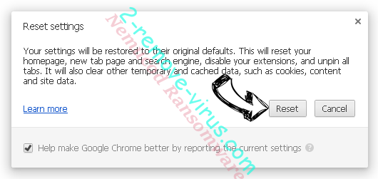 Search.bakinu.com Chrome reset
