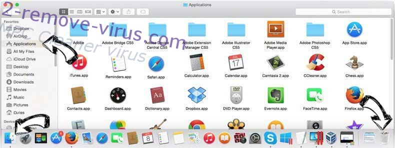 Securesurfs.biz removal from MAC OS X