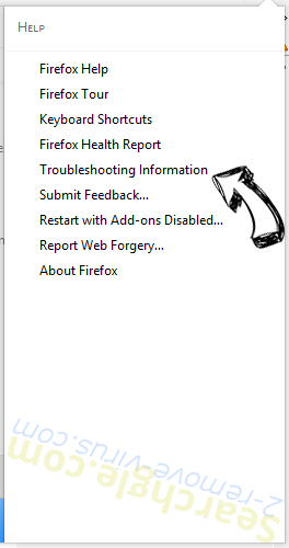 SearchIincognito.com Firefox troubleshooting