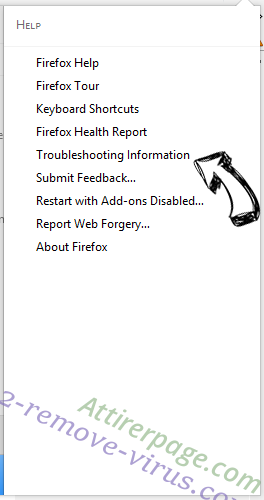 SearchSwapper.com Firefox troubleshooting