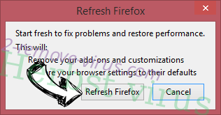 Black Shades Virus Firefox reset confirm
