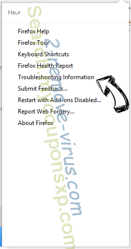 AVBoost Ads Firefox troubleshooting