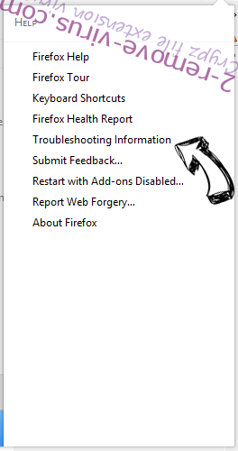 Directions Builder Virus Firefox troubleshooting