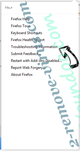 MySearches.co Firefox troubleshooting