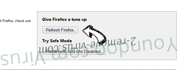 Search.hsatelliteearth.com Firefox reset