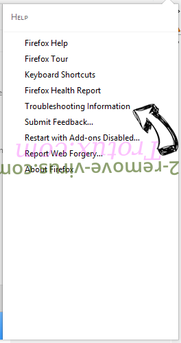 Goverial Search redirect Firefox troubleshooting