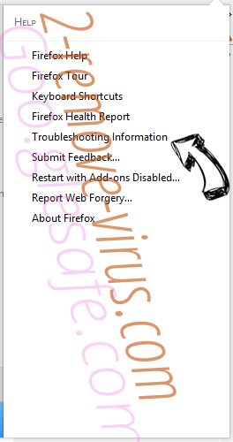 Website445-info.win Firefox troubleshooting