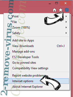 MyMapsExpress Toolbar IE options