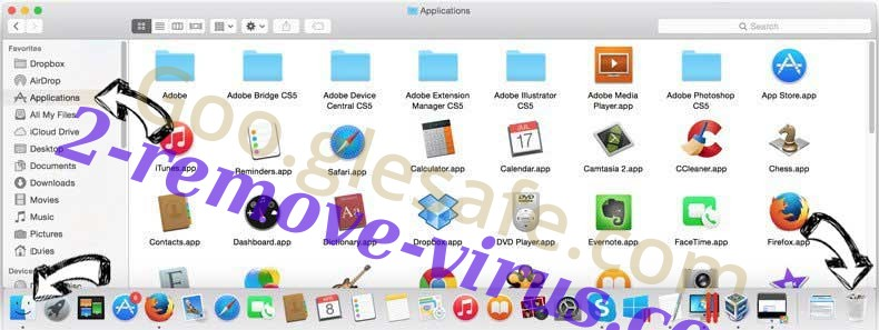 Website445-info.win removal from MAC OS X