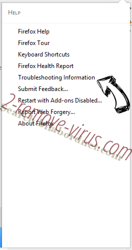 Search-Default.com Firefox troubleshooting