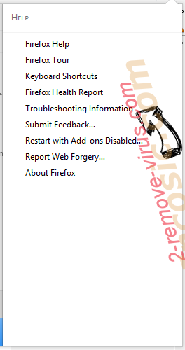 LuckyBrowse Ads Firefox troubleshooting