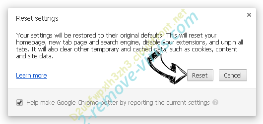 Search.searchlsp.com Chrome reset