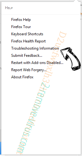 Aiosearch.com Firefox troubleshooting