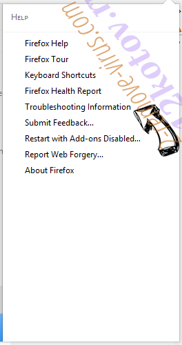 Searchengaged.com - come rimuovere? Firefox troubleshooting