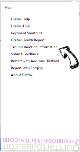 Search.djinst.com entfernen Firefox troubleshooting