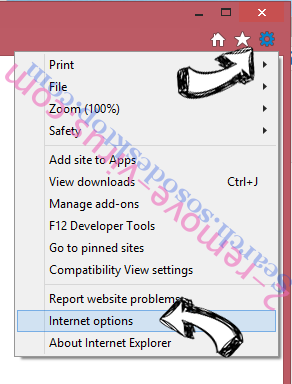 PConverter Toolbar IE gear