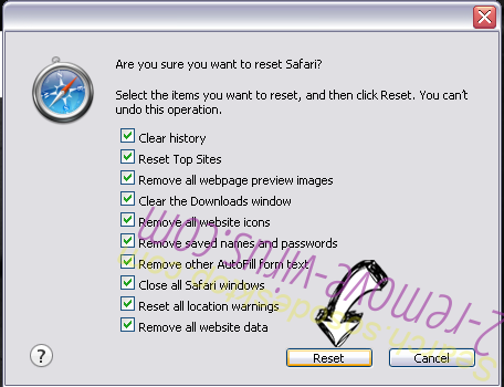 Search.fvpimageviewer.com Safari reset