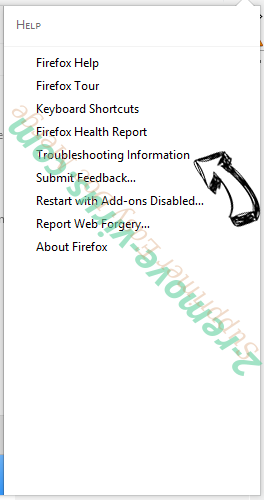 Search.safefinder.info Firefox troubleshooting