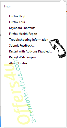 Offers4u Firefox troubleshooting