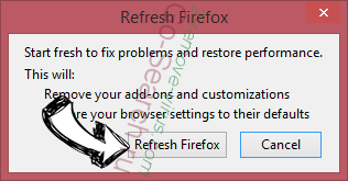 Go-Search.ru Firefox reset confirm