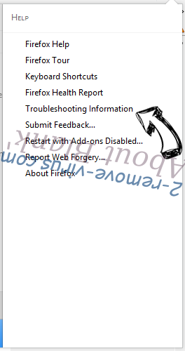 About Blank' Firefox troubleshooting
