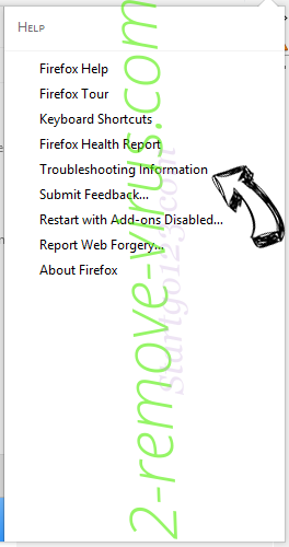 Search.safefinder.com Firefox troubleshooting