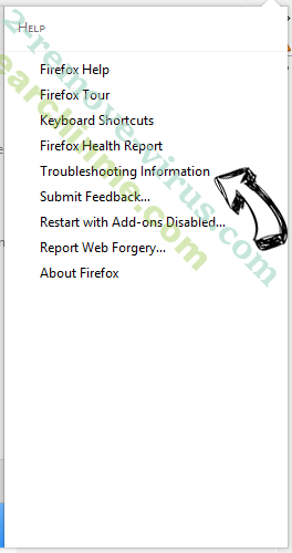 Wizesearch.com Firefox troubleshooting