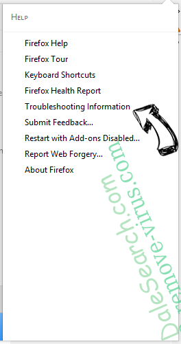 DaleSearch.com Firefox troubleshooting